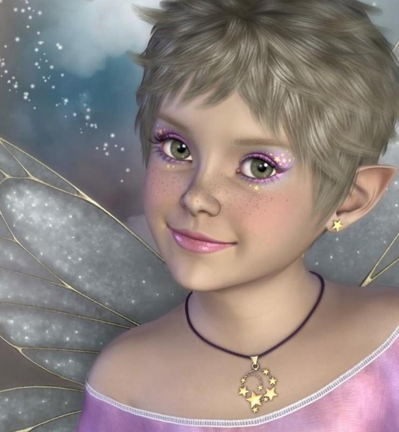 Les elfes, les anges ... - Page 2 2f52b214
