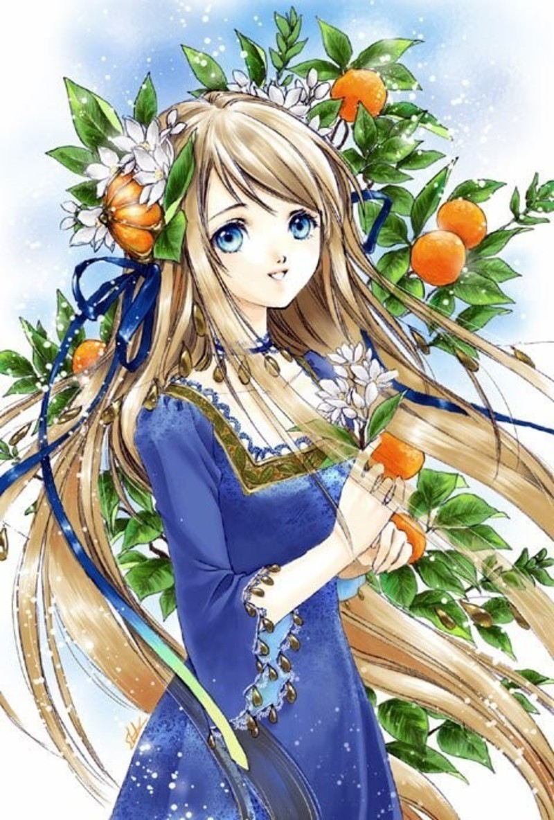 Manga - Manga princesse ...