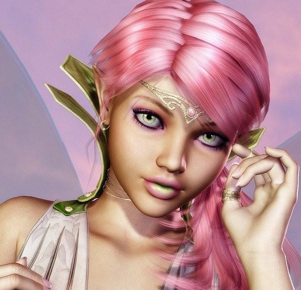 Les elfes, les anges ... - Page 2 650048e1