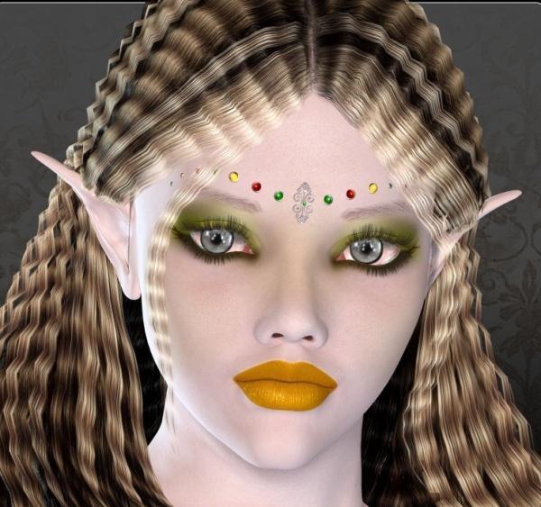 Les elfes, les anges ... - Page 2 860700ea