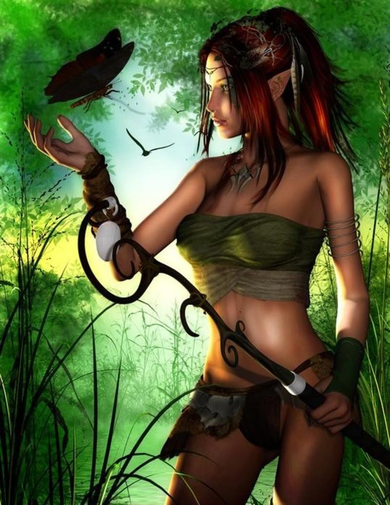 Les elfes, les anges ... - Page 3 B8dc63e0