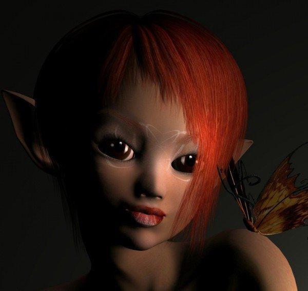 Les elfes, les anges ... - Page 2 Cb8550cc