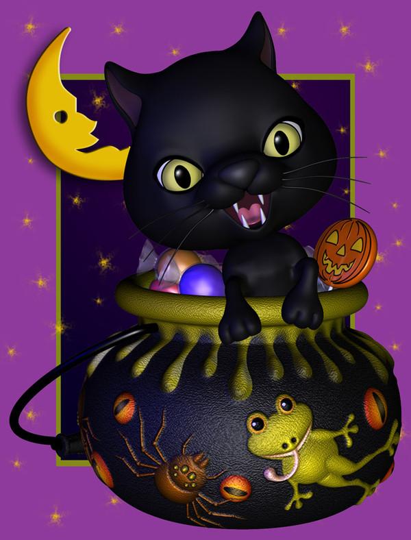 Tous ce qui est en rapport avec halloween, sauf les sorcière - Page 5 D6e10d94