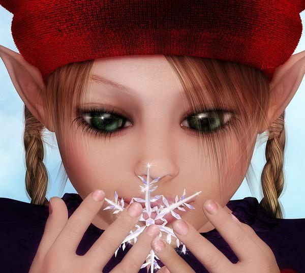 Les elfes, les anges ... - Page 2 F34e1b75